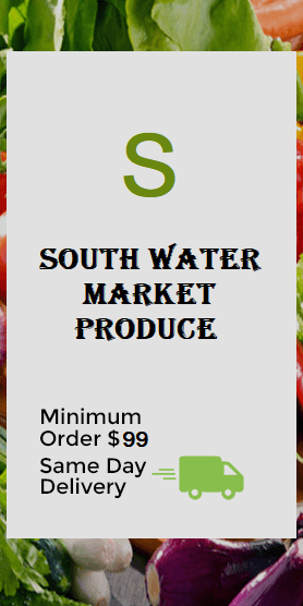 South Water Market Produce