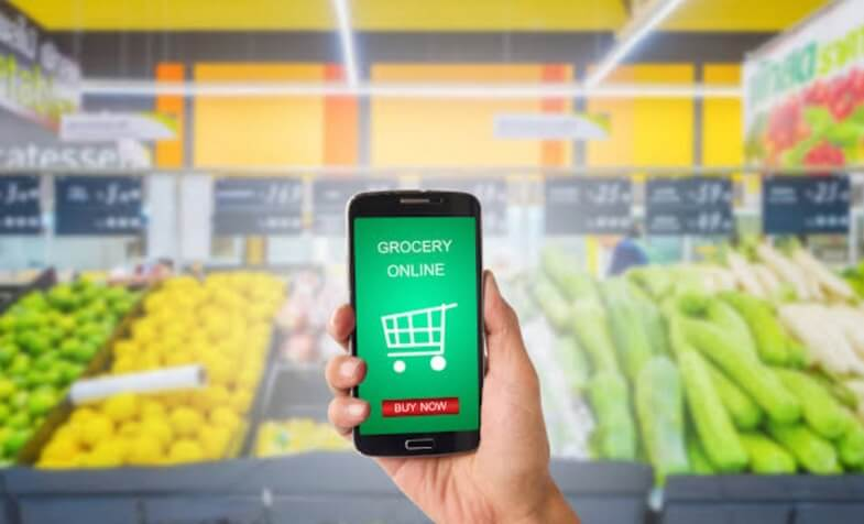 Is online grocery shopping economical?