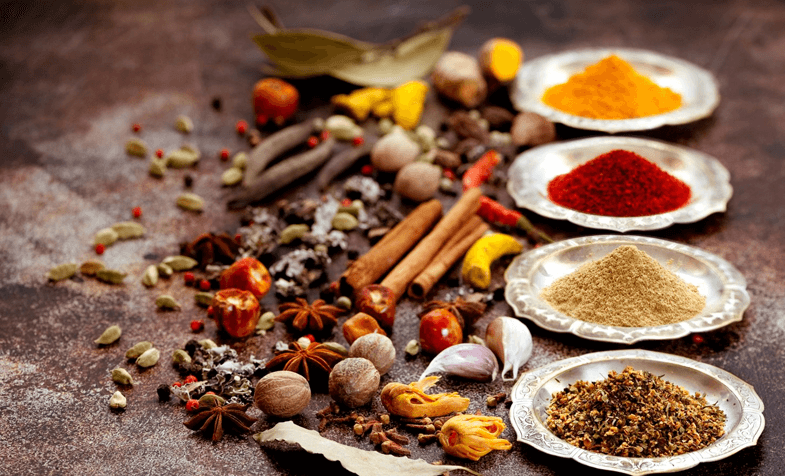 The Spicy Aromas of India