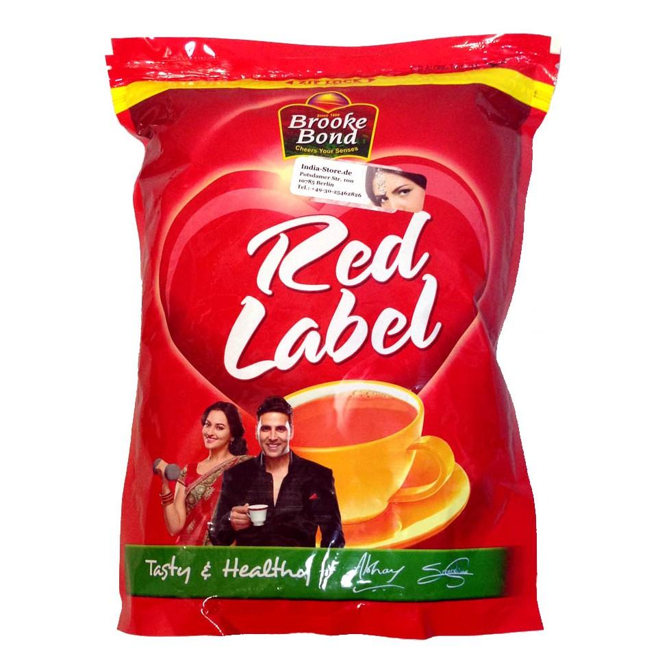 Buy Fresh Brooke Bond Red Label Black Tea Online in Chicago