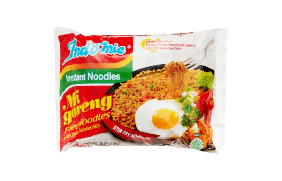 Indomie Mi Goreng Fried Noodle