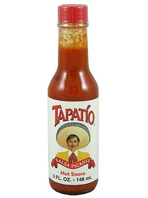 El Tapatio Hot Sauce