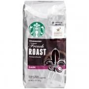 STAR BUCKS FRENCH ROAST  INTENSE & SMOKY DARK  WHOLE BEAN 100% ARABICA COFFEE