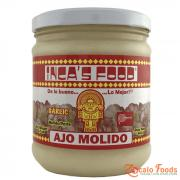 INCA`S FOOD GARLIC AJO MOLIDO