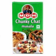 MDH Chunky Chat Masala (10 Count of 100 Gms Each)