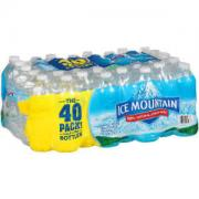 Ice Mountain Water (40 Pack)