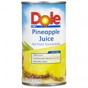 Dole - Pineapple Juice (48 Counts of 6OZ cans)